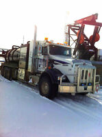Hire ME- Exp. DZ driver /refineries/oil rigs/off road/ice road