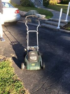 Yard works lawn mower