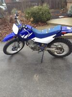 2004 Yamaha ttr225