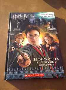 Harry Potter Hogwarts and Beyond poster book