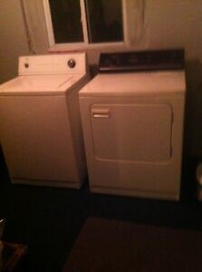 St Thomas 7 year old Washer N Dryer 145.00