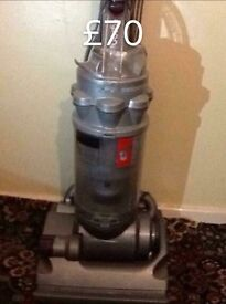 DYSON DC14 FULLY SERVICED MINT CONDITION FREE SET OF PERFUMED FILTERS GREY
