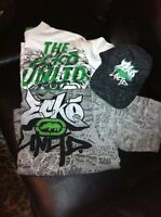Eckõ T-Shirts And Hat 50$
