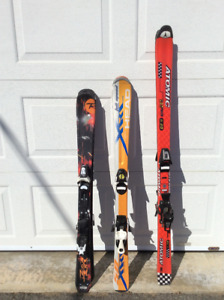 Skis junior à vendre