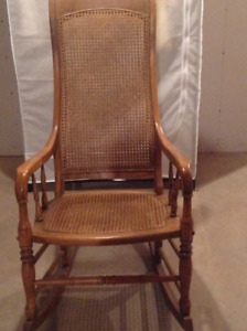 For Sale: Wicker Chair