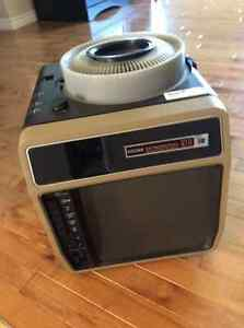 Kodak projector model 410 for slides / diapositives