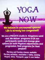 Yoga classes / core conditioning / personal training