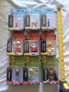 World Of Nintendo Figures