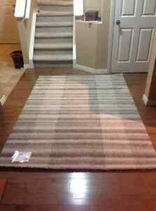 Brand new 5x8 Area Rug Caledonia from Fitz was 500
