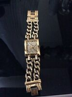 Guess gold watch / montre or guess
