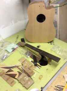 Build your own Martin Guitar