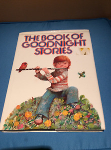 THE BOOK OF GOODNIGHT STORIES - HARD COVER