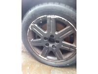 Transit connect alloy wheels 16""