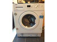 Beko WI1753 integrated washing machine £150 ono