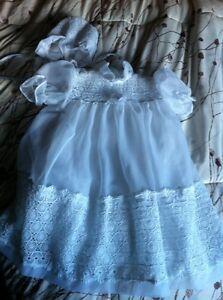 Baptismal Dress for baby Girl