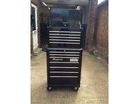 """26"""" Snap on toolbox - top and bottom - Garage tools/Mac/Blue-point"""