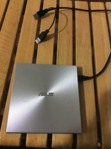 Asus portable USB DVD player for computer