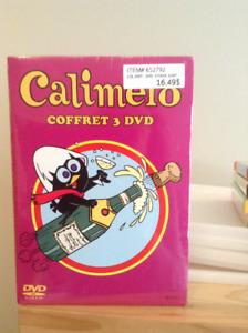 Coffret neuf Calimero