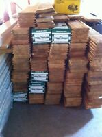 Western Red Cedar for sale