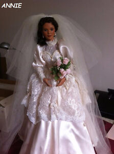 DOLL-ANNIE BRIDE-ASHTON DRAKE GALLERIES
