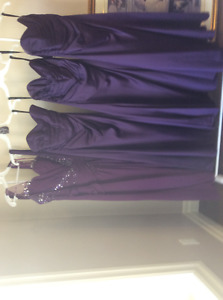 Bridesmaid and Mother of the Bride Dresses