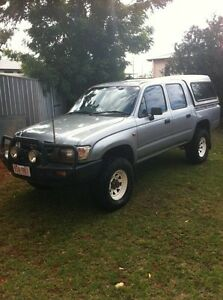 Toyota Hilux - only 195000km Tennant Creek Tennant Creek Area Preview