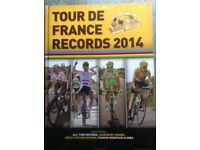 Tour de France book of records