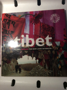 Tibet: Global Designs for New Look Interiors - Hard Cover