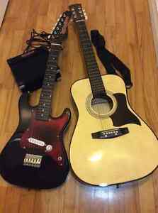 2 Youth  Guitars Electric and Acoustic