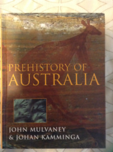 Prehistory Of Australia Hardcover –by John Mulvaney