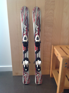 Skis alpin TECHNO