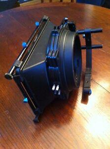Matte box for video camera