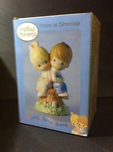 Precious Moments - Love One Another Ceramic Bank