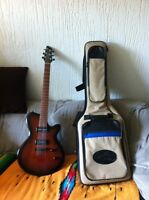Guitare Godin électrique + étui