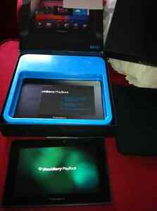 BlackBerry PlayBook 64GB WiFi + HDMI + Sleeve – Like NEW