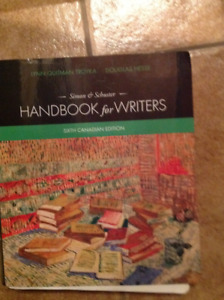 Simon & Schuster Handbook for Writers, Sixth Canadian Edition