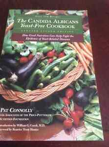 Yeast free cookbook..over 150 recipes