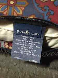2 x Ralph Lauren accent pillows Cambridge Kitchener Area image 6