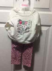 Bnwt baby girl size 12-18 months outfit
