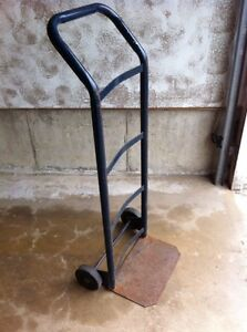 Dolly lift cart -solid metal -2 wheels