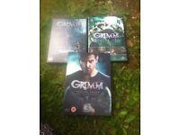 Grimm DVD box sets