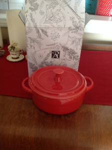 Epicure Red Mini Baker - New