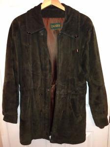 Danier Women's Suede Winter Jacket