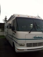 33ft Class A Coachmen Catalina motor home for sale