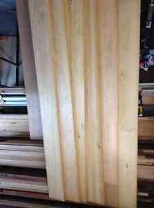 Planche de pin