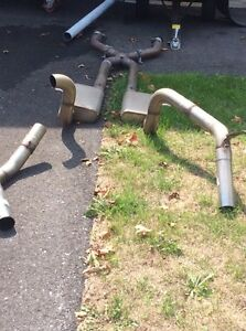 "Pypes 3"" Stainless Exhaust"