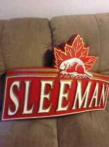Beer Sign Sleeman Kingston Kingston Area image 2