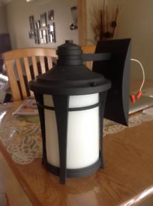 Lampe pour l'extérieur de la maison