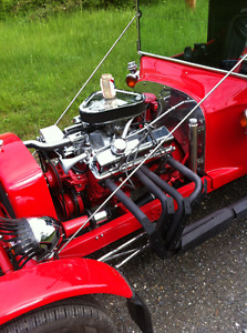 Hot Rod - Model T - A qui la chance?