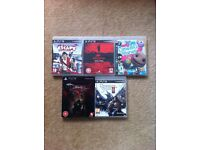 8 ps3 games fully working all boxed top titles